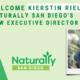Kierstin Rielly naturally San diego new executive director