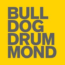 bulldog drummond logo sponsor of naturally san diego